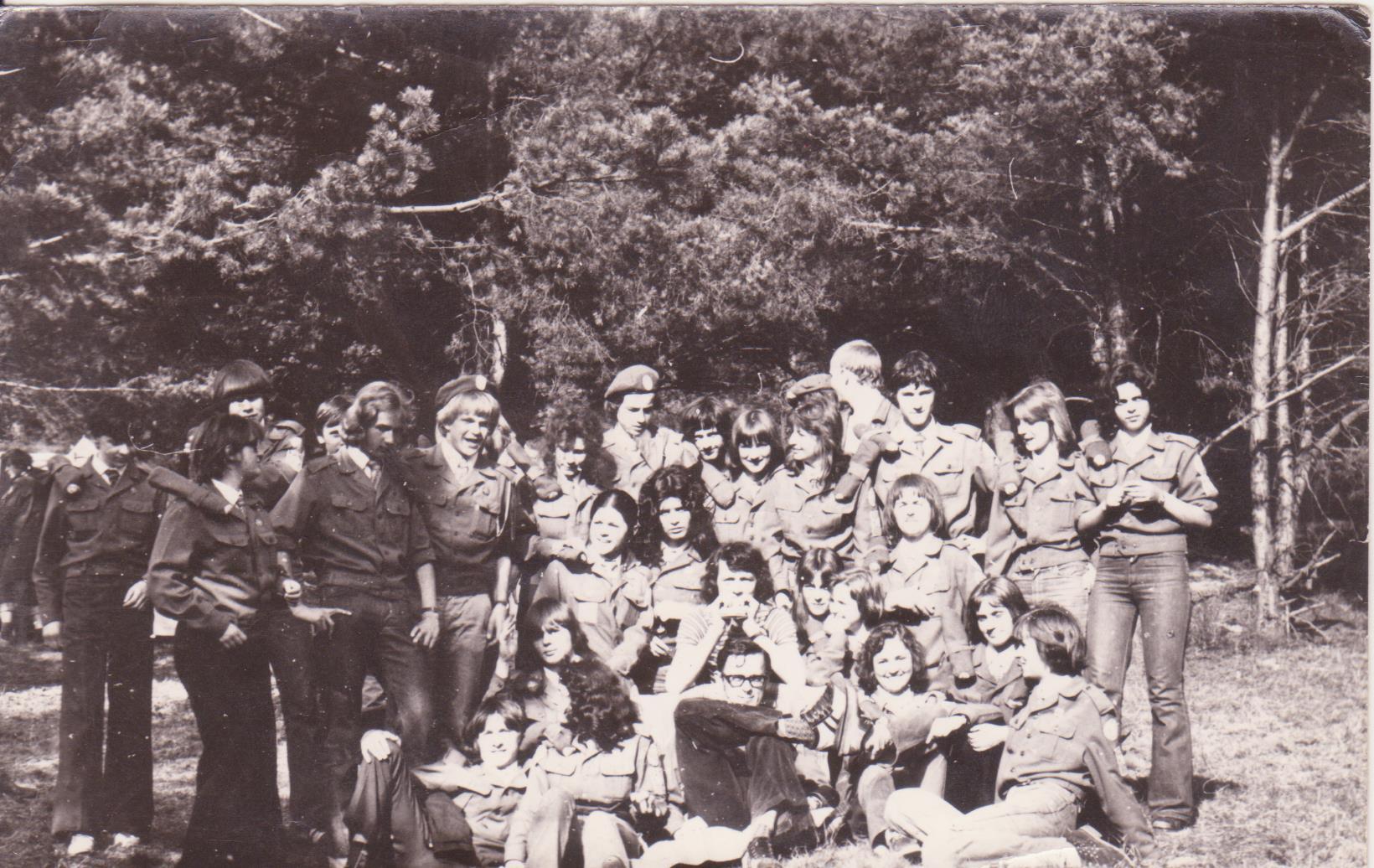 Manewry LO Nr 1 rok 1975