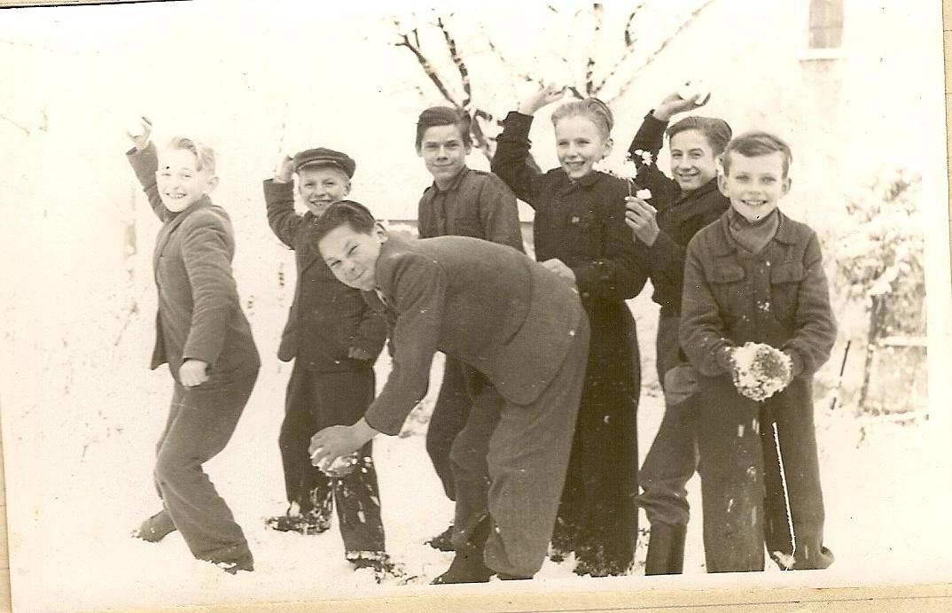 SP Wicko lata 50.