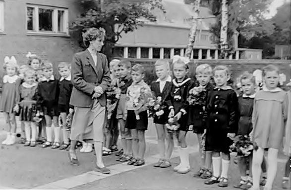 SZK CWICZEN ROK 1957