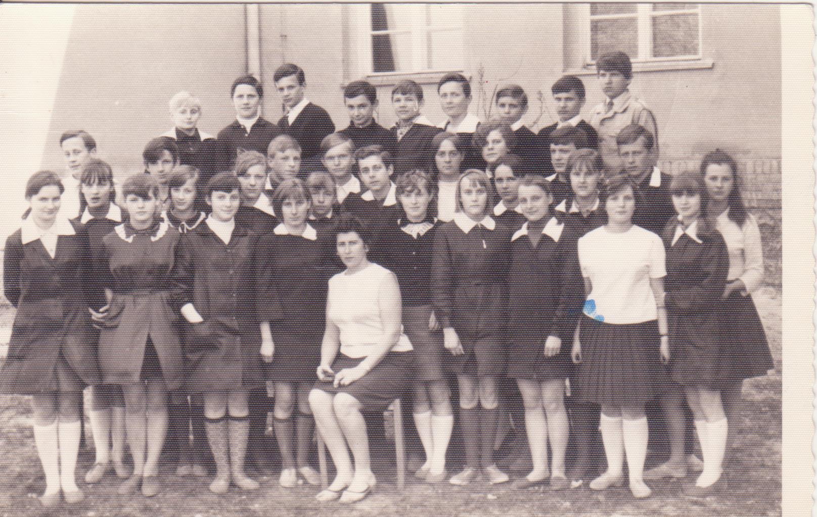 Szkoła Nr 4 rocznik 1953