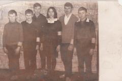 Szkoła Nr 4 dyżurni rocznik 1952