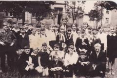 Szkoła Nr 4 rocznik 1954